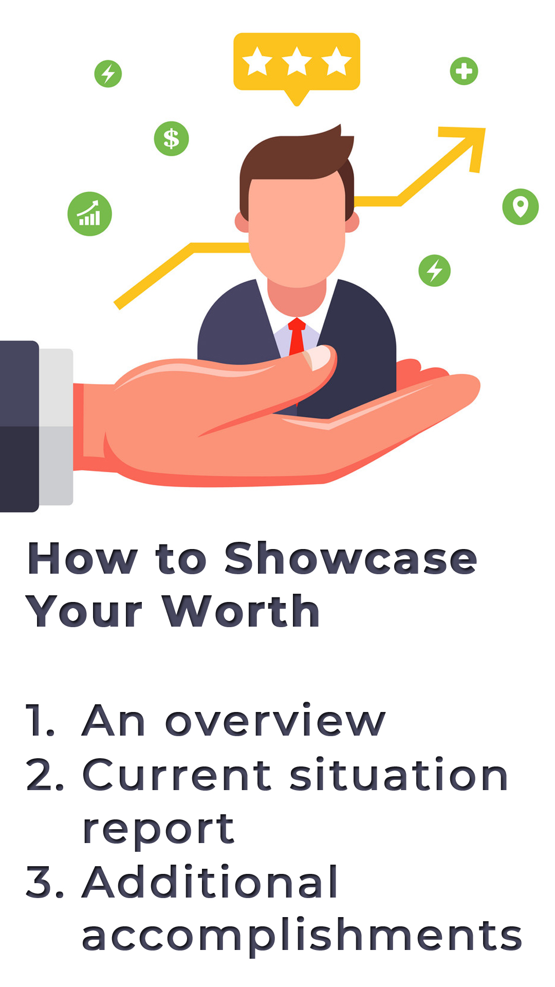 How to Showcase Your Worth
