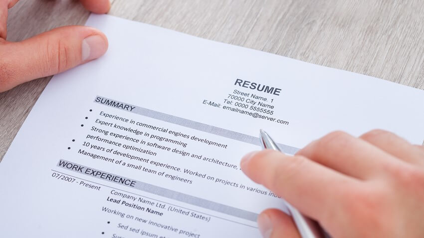5 Steps to Writing a Winning Job Application